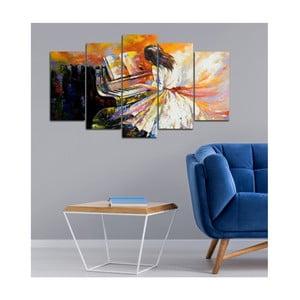 Vícedílný obraz 3D Art Malissa, 102x60cm