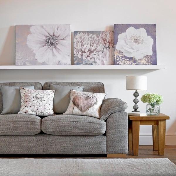 Tablou Graham & Brown Grey Bloom, 80 x 60 cm