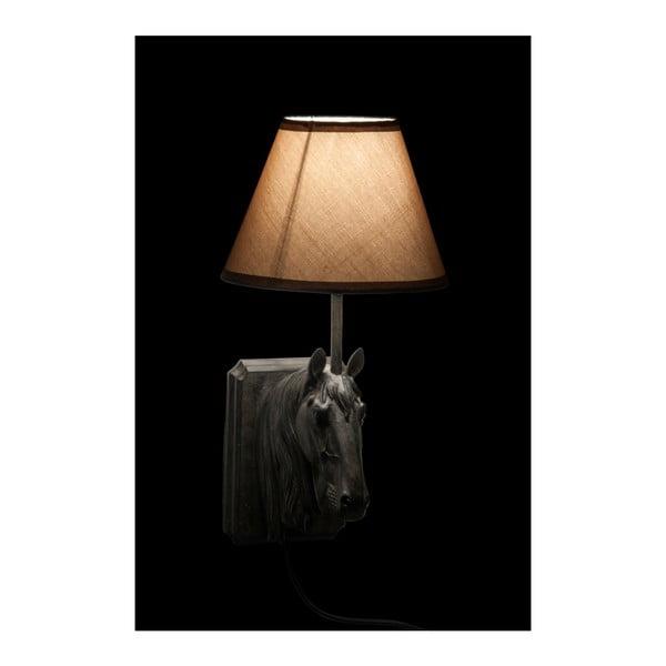 Nástěnná lampa Horse