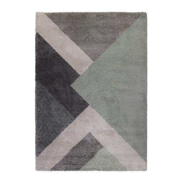 Covor Flair Rugs Zula, 80 x 150 cm, verde