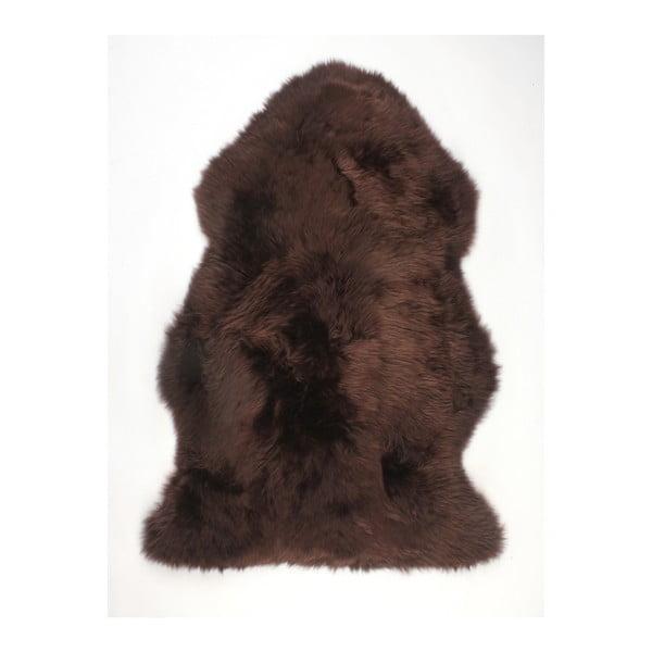 Blană de oaie Budget Chocolate, 85 cm