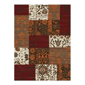Covor Hanse Home Prime Pile, 60 x 110 cm, maro - roșu