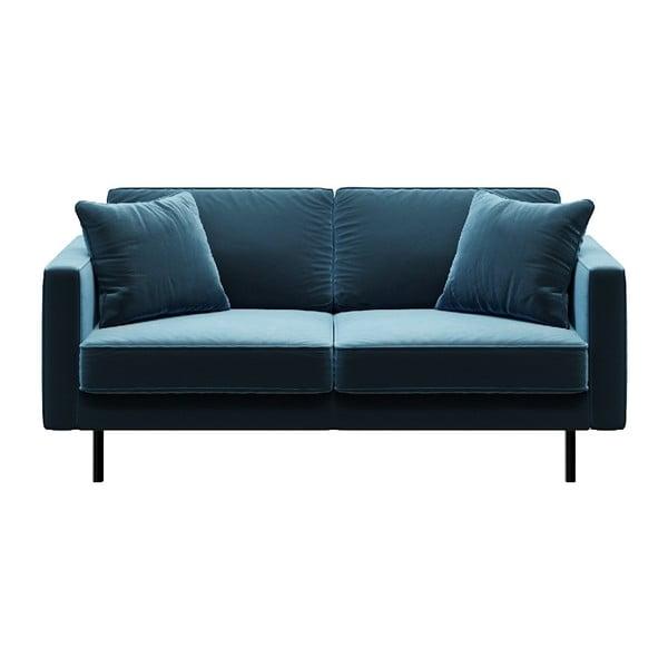 Kobo kétszemélyes kék kanapé - MESONICA