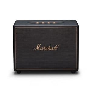 Černý reproduktor s Bluetooth připojením Marshall Woburn Multi-room