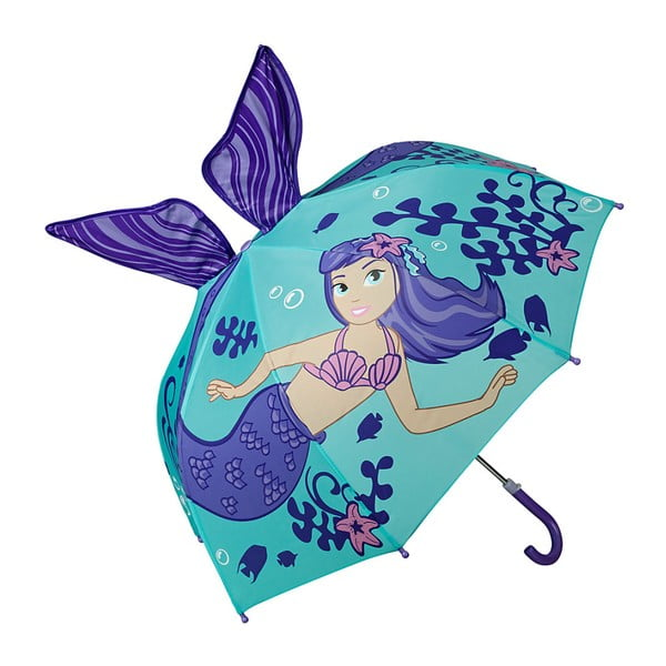 Parasol dziecięcy Von Lilienfeld Mermaid, ø 73 cm