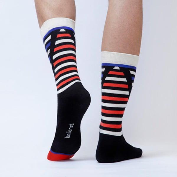 Ponožky Poker Navy, velikost 41-46