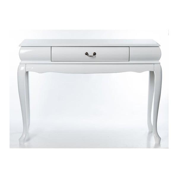 Konzolový stolek Camber White, 113x41x81 cm