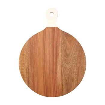 Tocător din lemn de salcâm Premier Housewares, 46 x 27 cm imagine