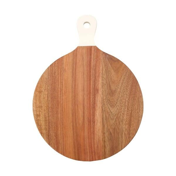 Doska z akáciového dreva Premier Housewares, 46×27 cm