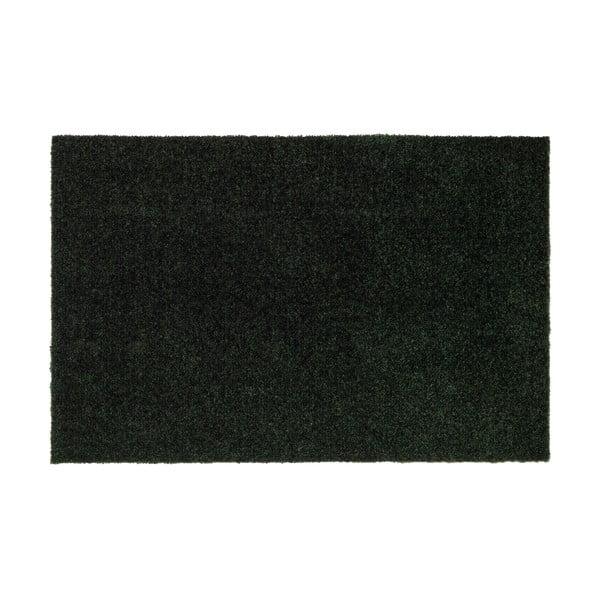 Tmavě zelená rohožka tica copenhagen Unicolor, 60x90cm