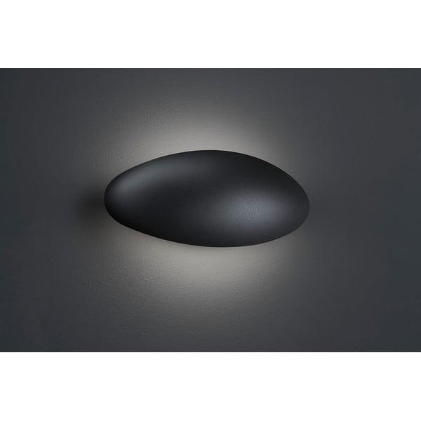 Venkovní nástěnné světlo Missouri Antracit, 26 cm