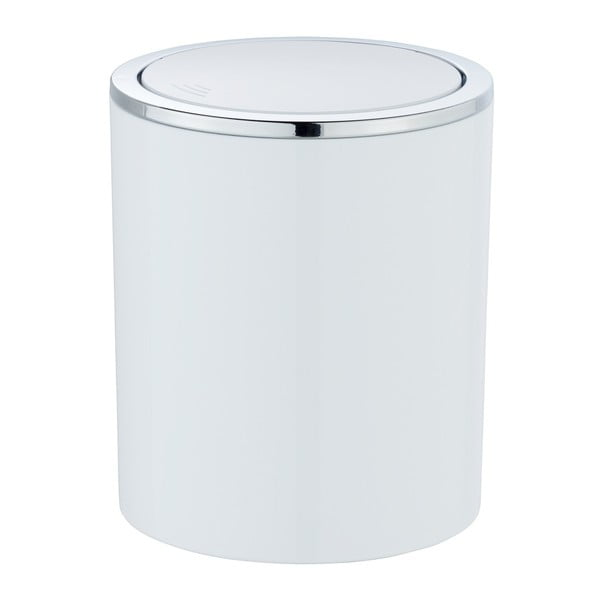 Coș de gunoi Wenko Inca, 2 l, alb