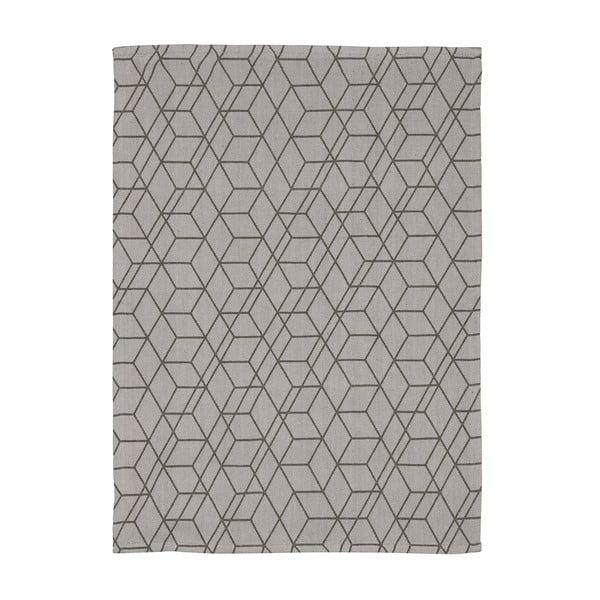 Kuchyňská utěrka Zone 50x70cm, šedá