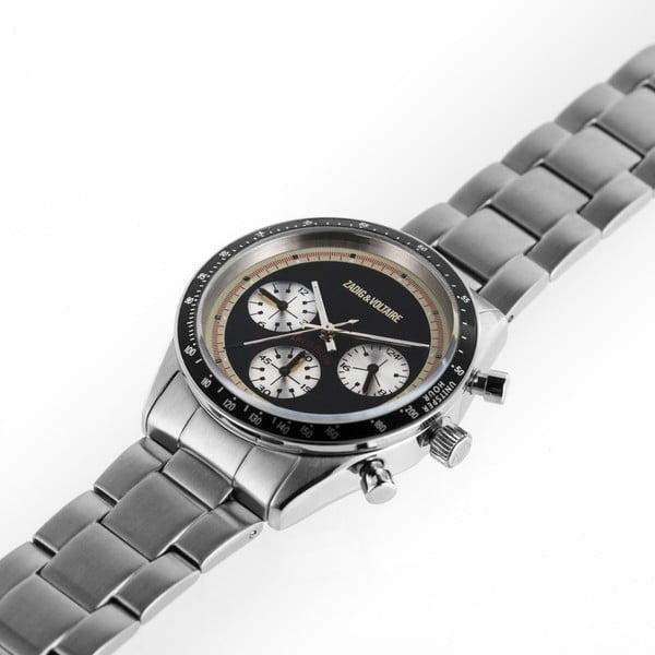 Dámské hodinky stříbrné barvy Zadig & Voltaire Blackie