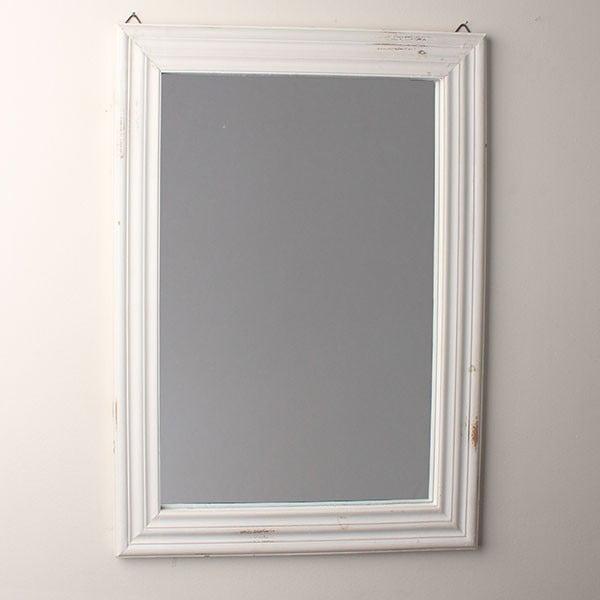 Zrcadlo White Days, 56x76 cm