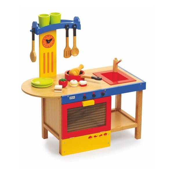 Dětská kuchyňka Legler Magic