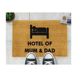 Rohožka Artsy Doormats Hotel Mum And Dad, 40 x 60 cm