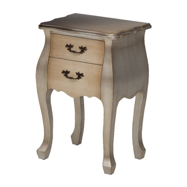Noční stolek Chardonnay, 68x45x34 cm