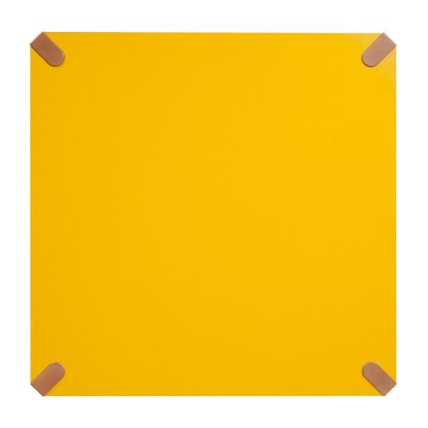 Stolek Candy 60x60x30 cm, čtverec (různé barvy)