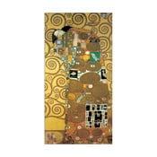 Obraz Klimt - Embrace, 51x100 cm