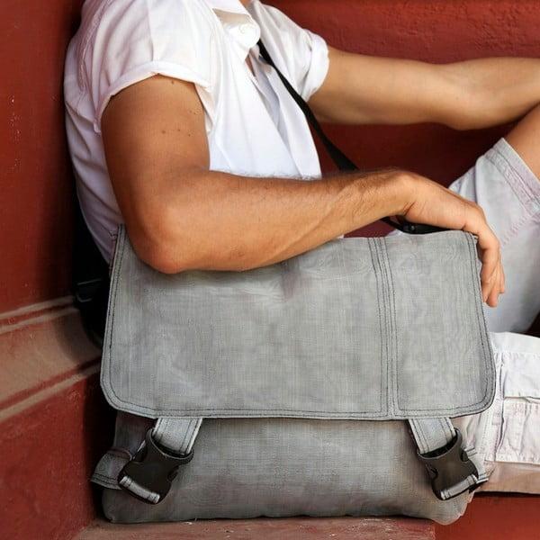 Pánská taška Shift, šedá