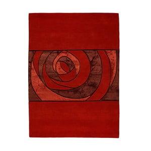 Koberec Gravity Red, 140x200 cm