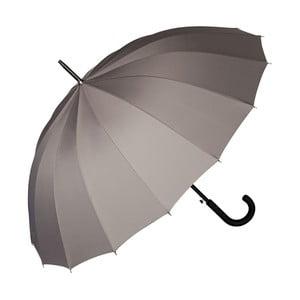 Šedý holový deštník Von Lilienfeld Devon