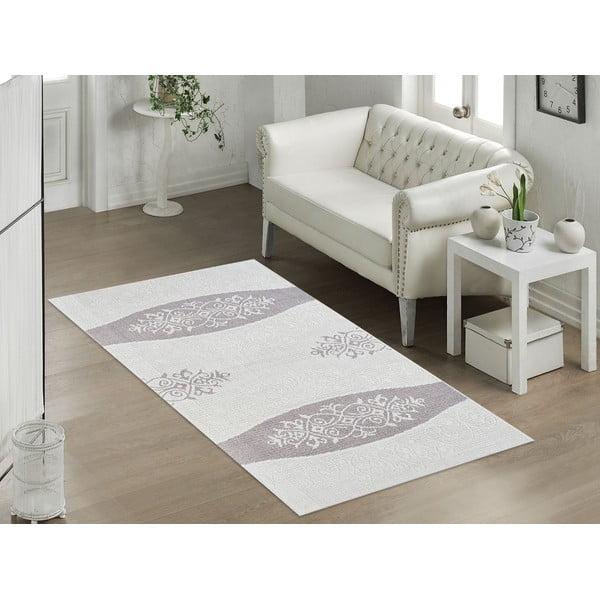 Béžový odolný koberec Vitaus Vazo, 80x150cm