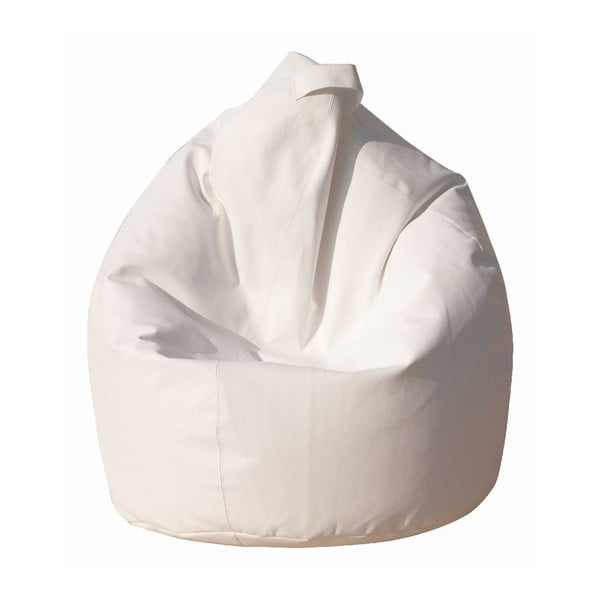 Biely sedací vak 13Casa Bag Eco