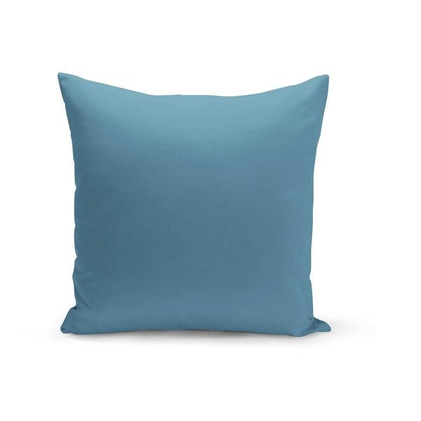 Lisa kék díszpárna, 43 x 43 cm