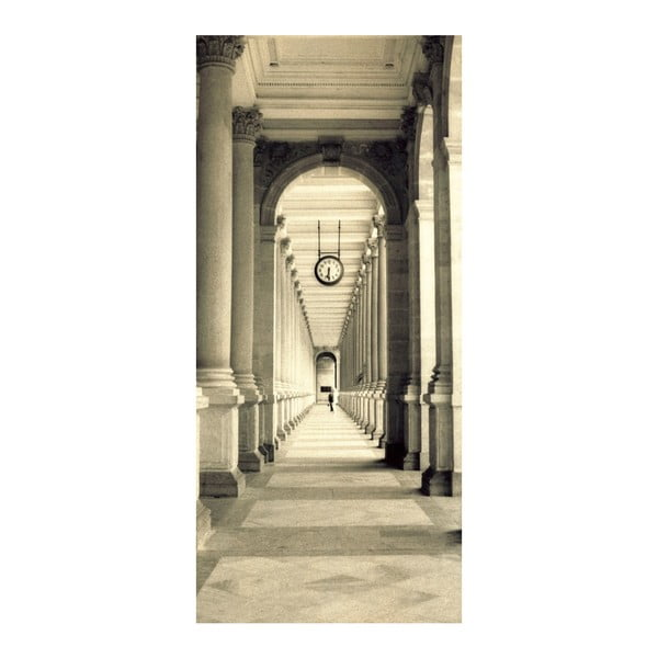 Tapeta na dveře Colonnade