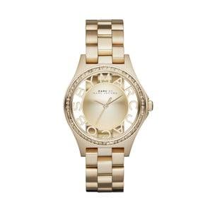 Dámské moderní hodinky Marc Jacobs Gold