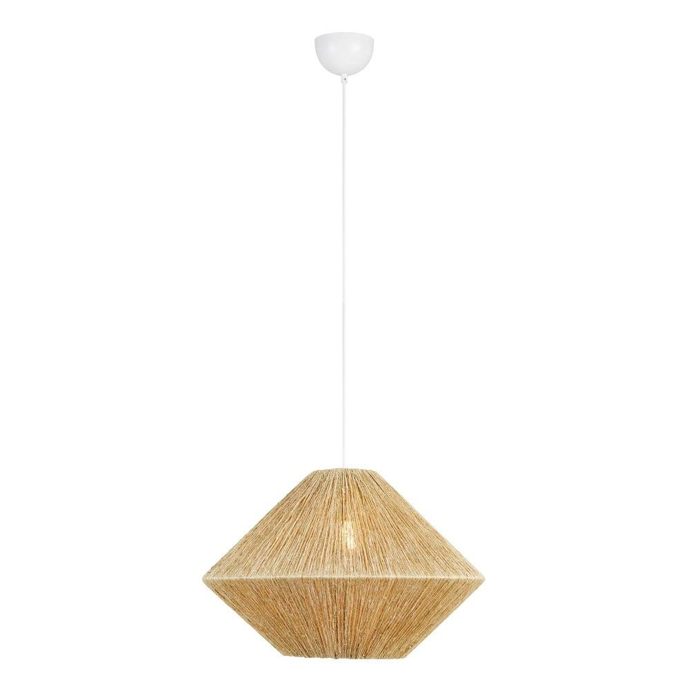 Závěsné svítidlo Markslöjd Straw Pendant 1L Nature