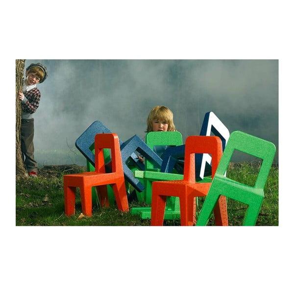 Scaun pentru copii Magis Seggiolina Pop, albastru