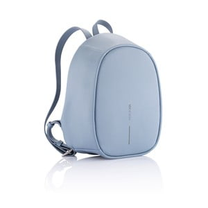 Světle modrý bezpečnostní dámský batoh XD Design Bobby