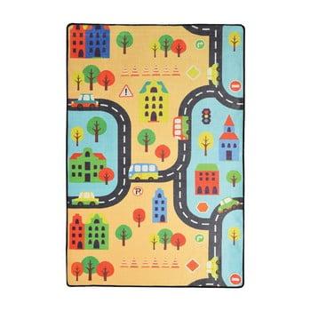 Covor copii Road, 100 x 160 cm imagine