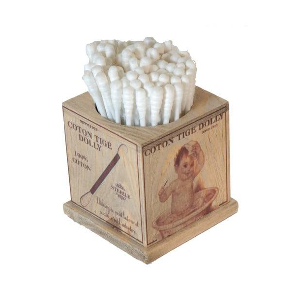 Stojan na vatové tamponky do uší Cotton Bud