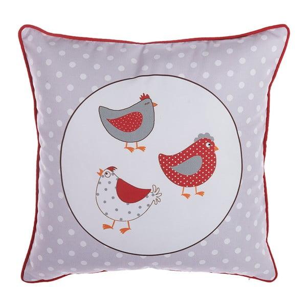 Obliečka na vankúš Apolena Little Chickens, 43×43 cm