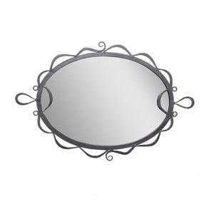 Zrcadlo Roma Grey, 56x79 cm