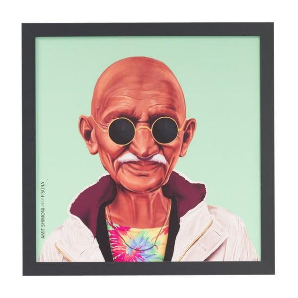Obraz Fisura Gandhi, 50x50 cm