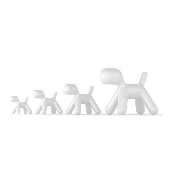 Stolička Puppy bílá, 103 cm