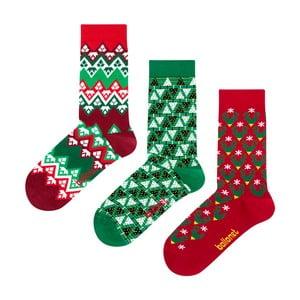 Șosete Ballonet Christmas, mărimea 36-40