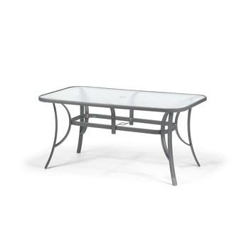 Masă de grădină cu structură metalică Tompana Standard, antracit