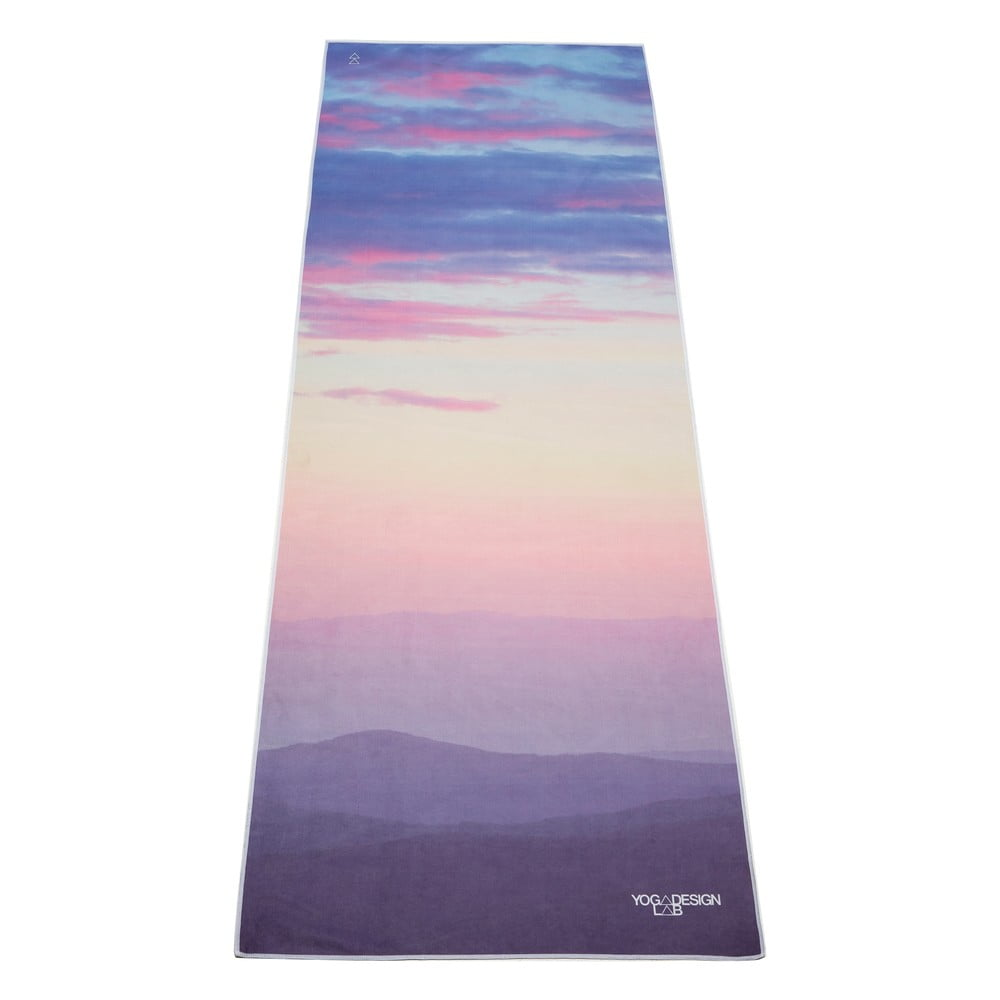 Ručník na jógu Yoga Design Lab Hot Sunrise 340 g