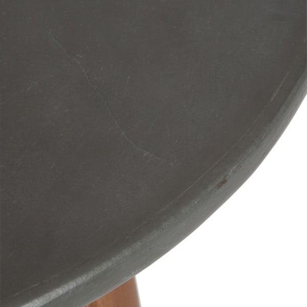 Odkládací stolek  J-Line Vintage, 60 cm