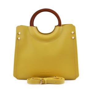 Žlutá kabelka Laura Ashley Ivy
