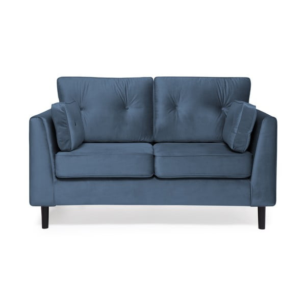 Námornicky modrá 2-miestna sedačka Vivonita Portobello