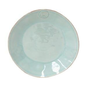 Farfurie din ceramică Costa Nova, Ø 27 cm, turcoaz