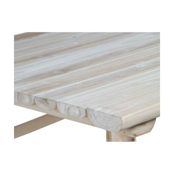 Măsuță din lemn de tec Santiago Pons Capri