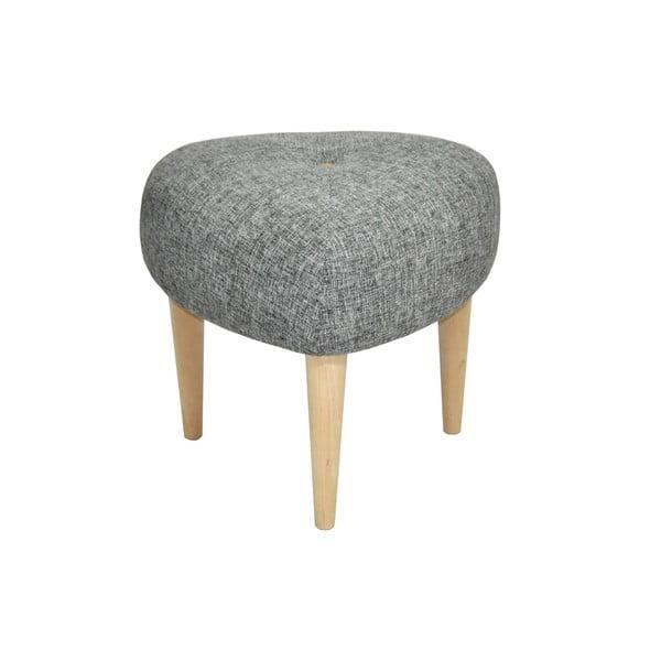 Stolička Odo Grey